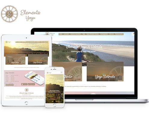 Elements Yoga | Webdesigner Zaandam | Project Direct | Webdesign Zaandam | Website bouwen Zaandam | Wordpress Zaandam | Grafische vormgever Zaandam | SEO Zaandam | Hosting | Wordpress training Zaandam | Logo design Zaandam | SSL Certificaten | Website onderhoud Zaandam | Timo van Tilburg