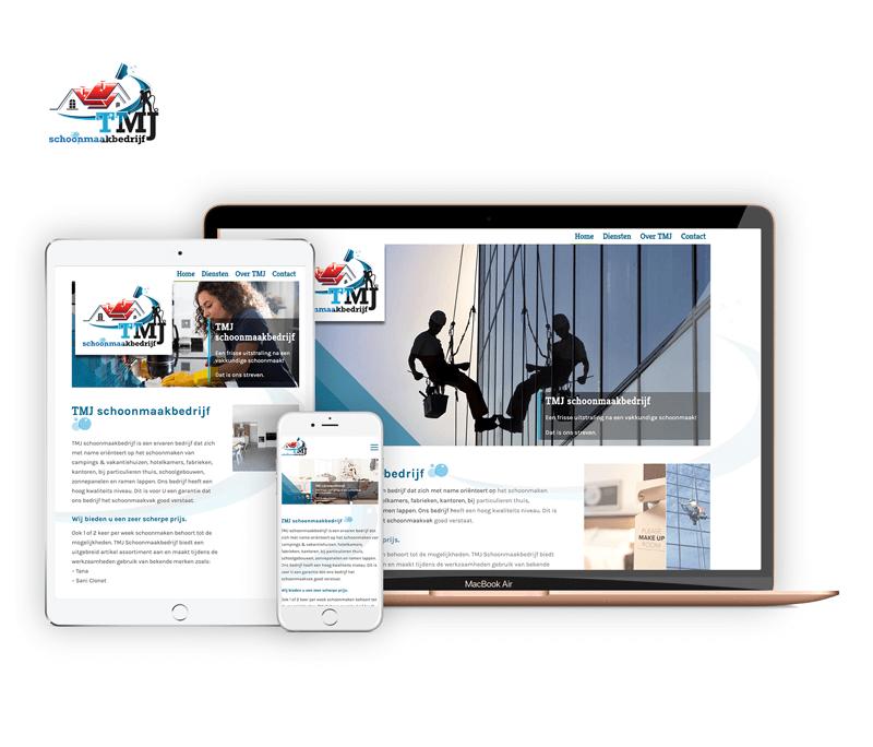 TMJ Schoonmaakbedrijf | Webdesigner Zaandam | Project Direct | Webdesign Zaandam | Website bouwen Zaandam | Wordpress Zaandam | Grafische vormgever Zaandam | SEO Zaandam | Hosting | Wordpress training Zaandam | Logo design Zaandam | SSL Certificaten | Website onderhoud Zaandam | Timo van Tilburg